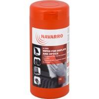 Салфетки для TFT-мониторов Navarro nr.3400, бокс, 100 шт/уп
