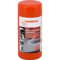 Салфетки для оргтехники Navarro nr.3401, бокс, 100 шт/уп
